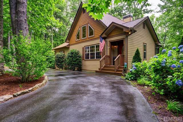 2555 Upper Whitewater Road, Sapphire, NC 28774 (MLS #93734) :: Pat Allen Realty Group