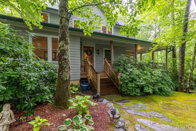 139 Pine Circle, Highlands, NC 28741 (MLS #93736) :: Pat Allen Realty Group