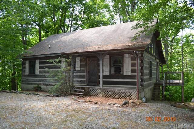 1505 Rye Mountain Drive, Glenville, NC 28736 (MLS #93740) :: Berkshire Hathaway HomeServices Meadows Mountain Realty