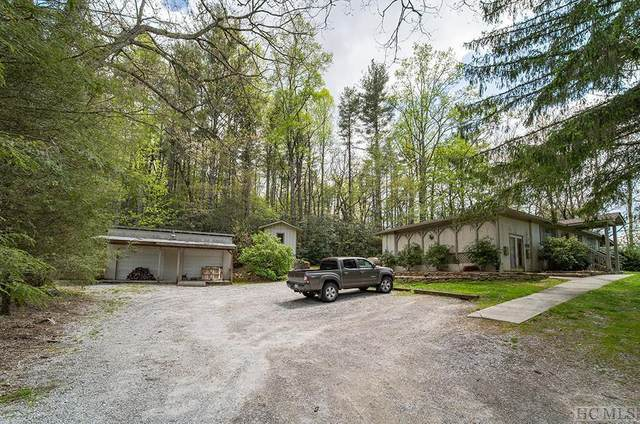 764 Hwy 64E, Cashiers, NC 28717 (MLS #93753) :: Berkshire Hathaway HomeServices Meadows Mountain Realty