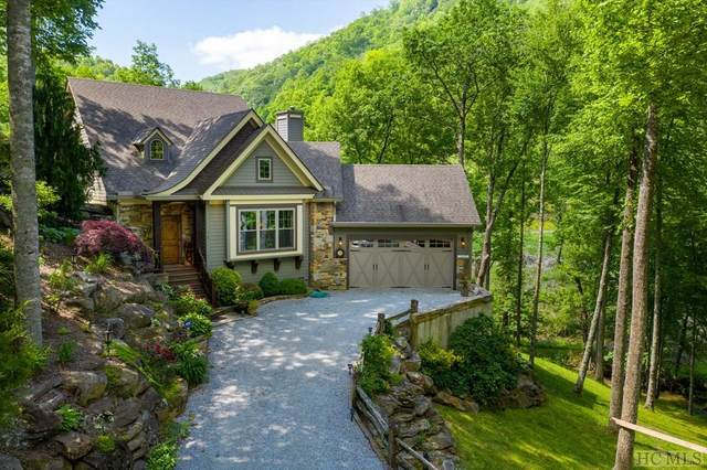 112 Bold Creek Trail, Glenville, NC 28736 (MLS #93757) :: Berkshire Hathaway HomeServices Meadows Mountain Realty