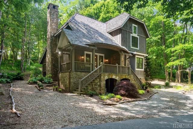 11 Stillhouse Lane, Cullowhee, NC 28723 (MLS #93761) :: Pat Allen Realty Group
