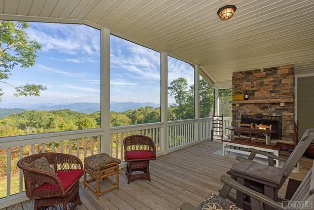 1283 Rye Mountain Road, Glenville, NC 28736 (MLS #93771) :: Pat Allen Realty Group