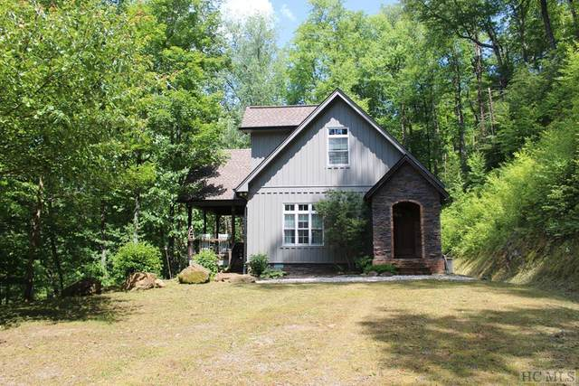 773 Tate Cove Road, Hayesville, NC 28904 (MLS #93806) :: Pat Allen Realty Group