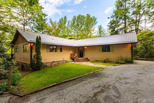 124 Apple Lake Lane, Highlands, NC 28741 (MLS #93822) :: Pat Allen Realty Group