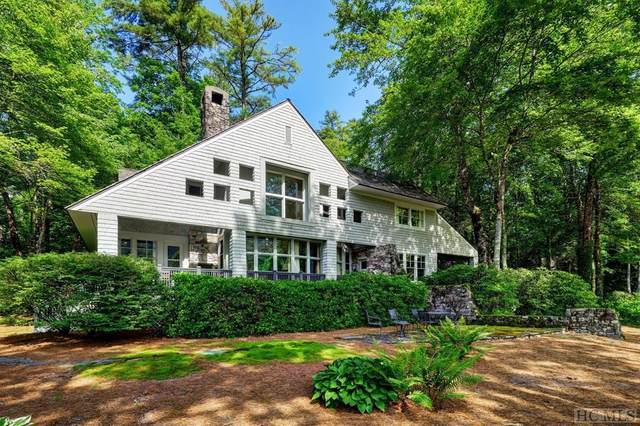 25 Old Still Road, Cashiers, NC 28717 (MLS #93824) :: Berkshire Hathaway HomeServices Meadows Mountain Realty