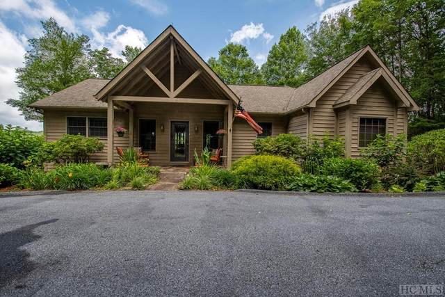 75 Rhododendron Dr, Highlands, NC 28741 (MLS #93843) :: Berkshire Hathaway HomeServices Meadows Mountain Realty