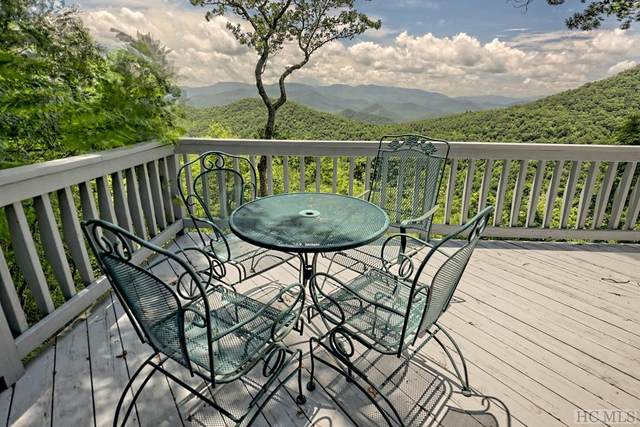 730 Hurrah Ridge Road, Scaly Mountain, NC 28775 (MLS #93868) :: Berkshire Hathaway HomeServices Meadows Mountain Realty