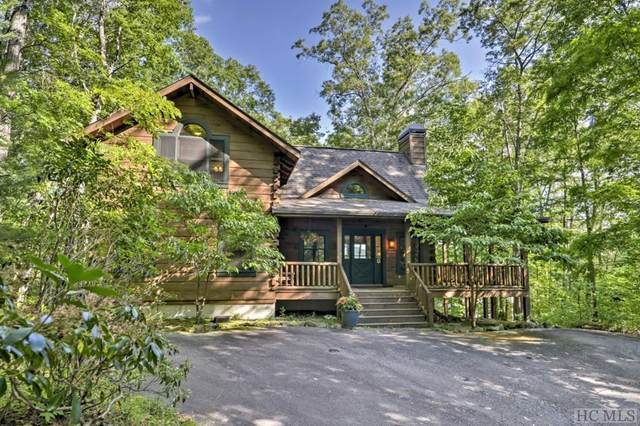 429 Buckberry Drive South, Sapphire, NC 28774 (MLS #93876) :: Berkshire Hathaway HomeServices Meadows Mountain Realty
