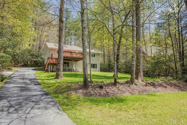 4870 Horse Cove Road, Highlands, NC 28741 (MLS #93878) :: Berkshire Hathaway HomeServices Meadows Mountain Realty