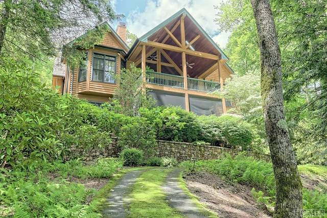 48 Lower Cliff Road, Highlands, NC 28741 (MLS #93880) :: Berkshire Hathaway HomeServices Meadows Mountain Realty