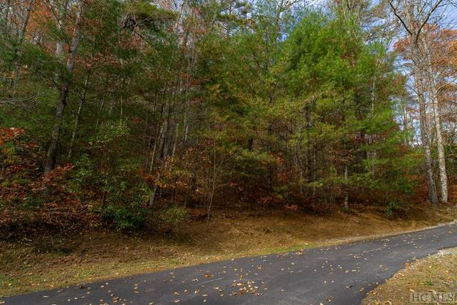 Lot 31 Summer Hill Lane, Cullowhee, NC 28723 (MLS #93897) :: Berkshire Hathaway HomeServices Meadows Mountain Realty
