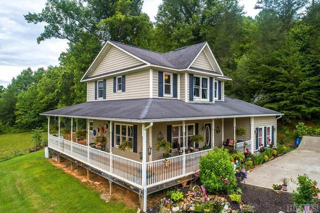 177 Brigsy Lane, Whittier, NC 28789 (MLS #93912) :: Berkshire Hathaway HomeServices Meadows Mountain Realty