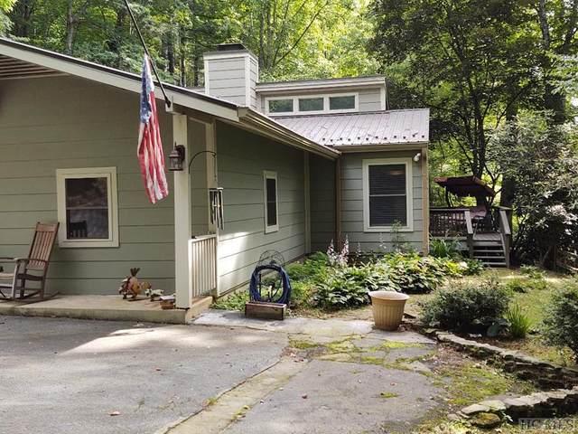 261 Mirrormont, Highlands, NC 28741 (MLS #93917) :: Pat Allen Realty Group