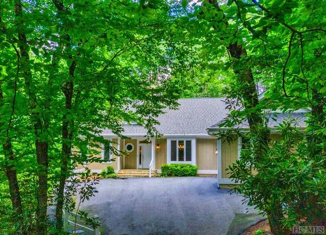 1510 Upper Divide Road, Highlands, NC 28741 (MLS #93987) :: Berkshire Hathaway HomeServices Meadows Mountain Realty