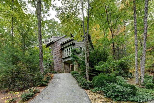 70 Mallet Mountain Way, Cashiers, NC 28717 (MLS #93995) :: Pat Allen Realty Group