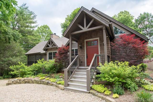 376 Old Orchard Road, Highlands, NC 28741 (MLS #94042) :: Pat Allen Realty Group