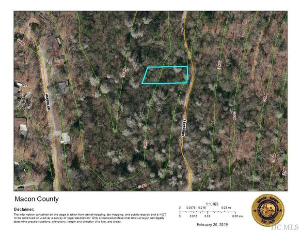 Lot 50 Gibson Street, Highlands, NC 28741 (MLS #94065) :: Berkshire Hathaway HomeServices Meadows Mountain Realty