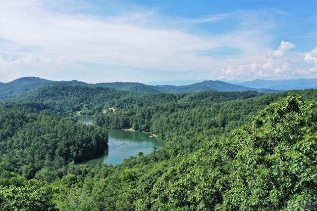 36 Greycliff Mountain Drive, Cullowhee, NC 28723 (MLS #94066) :: Pat Allen Realty Group