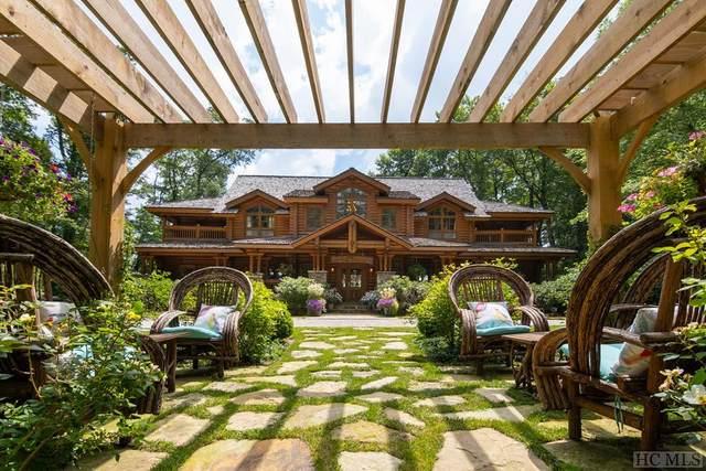434 Lake Sequoyah Drive, Highlands, NC 28741 (MLS #94068) :: Pat Allen Realty Group