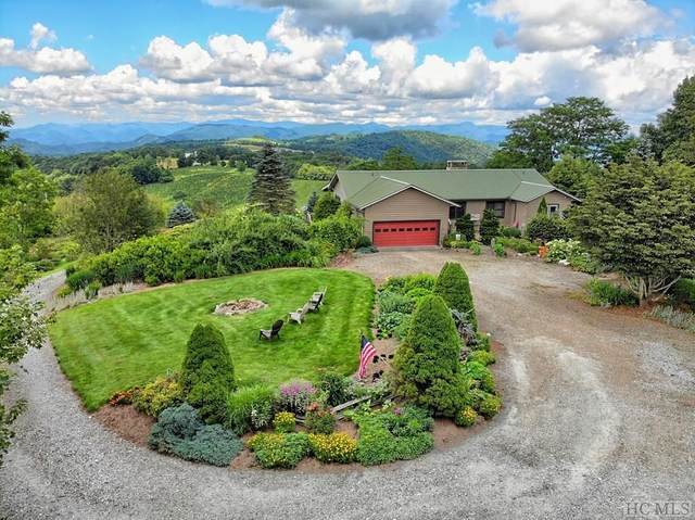 3694 Big Ridge Road, Glenville, NC 28736 (MLS #94081) :: Berkshire Hathaway HomeServices Meadows Mountain Realty