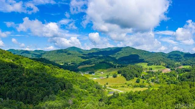 Lot 5 Greycliff Mountain Drive, Cullowhee, NC 28723 (MLS #94094) :: Berkshire Hathaway HomeServices Meadows Mountain Realty