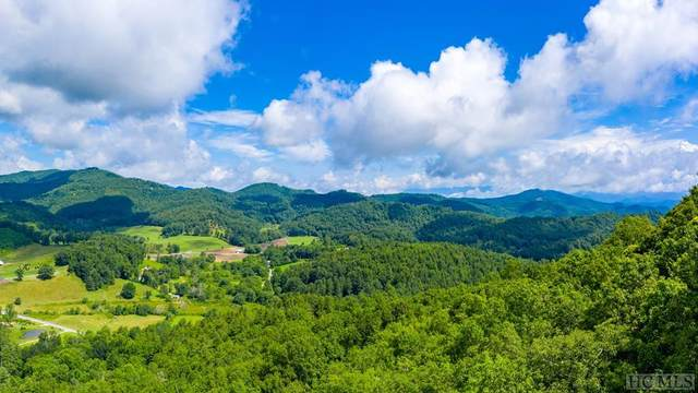 Lot 4 Greycliff Mountain Drive, Cullowhee, NC 28723 (MLS #94095) :: Berkshire Hathaway HomeServices Meadows Mountain Realty