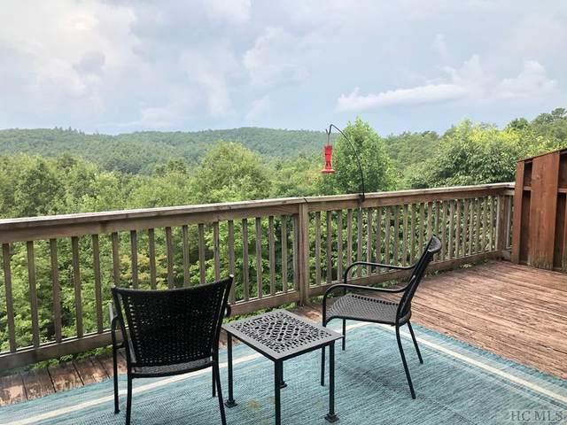 135 Toxaway Views Drive #605, Lake Toxaway, NC 28747 (MLS #94105) :: Pat Allen Realty Group