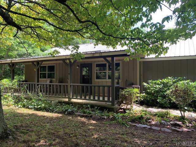 9 Black Bear Lane, Sapphire, NC 28774 (MLS #94133) :: Berkshire Hathaway HomeServices Meadows Mountain Realty