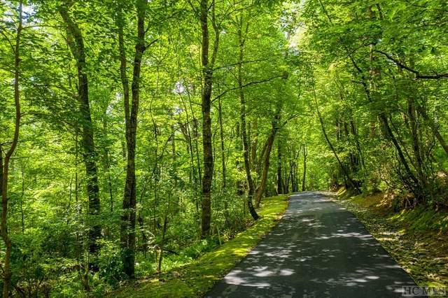 Lot 22R Woodward Trail, Sapphire, NC 28774 (MLS #94148) :: Berkshire Hathaway HomeServices Meadows Mountain Realty