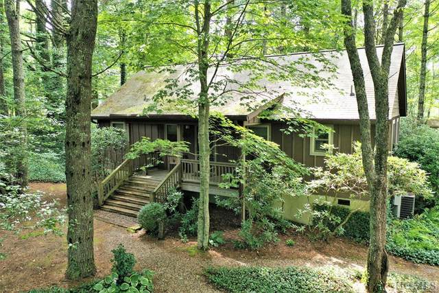 121 Chipmunk Trail, Glenville, NC 28736 (MLS #94160) :: Berkshire Hathaway HomeServices Meadows Mountain Realty