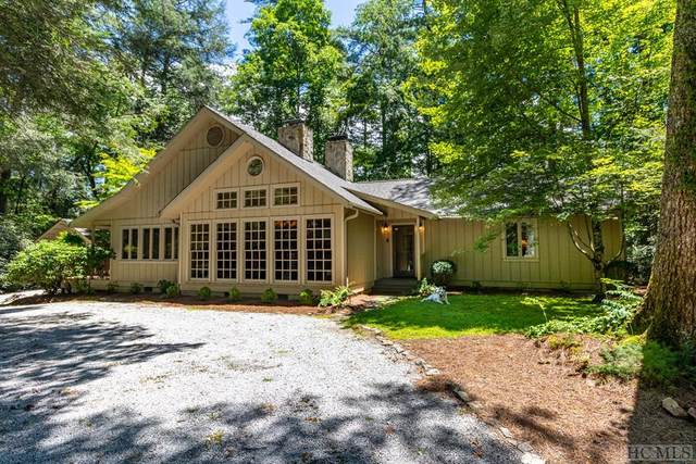 72 Stoney Creek Circle, Highlands, NC 28741 (MLS #94173) :: Pat Allen Realty Group