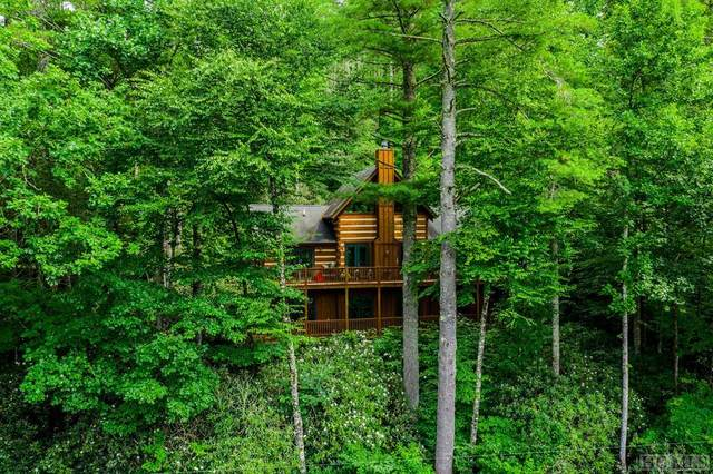 3711 Whiteside Cove Road, Cashiers, NC 28717 (MLS #94176) :: Pat Allen Realty Group
