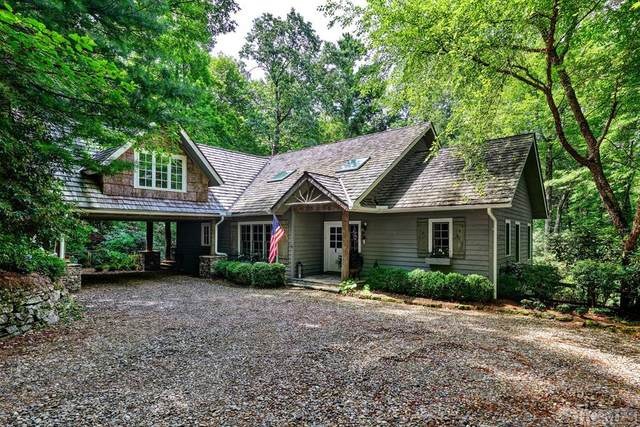 10 Bent Tree Lane, Cashiers, NC 28717 (MLS #94185) :: Pat Allen Realty Group