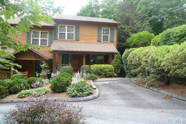 190-#4A Fairway Forest Road 4-A, Sapphire, NC 28774 (MLS #94188) :: Pat Allen Realty Group
