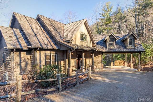51 Parsons View, Cashiers, NC 28717 (MLS #94193) :: Pat Allen Realty Group