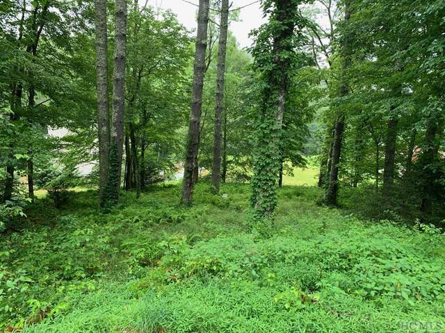 Lot 5 Upper Meadow Road, Glenville, NC 28736 (MLS #94222) :: Berkshire Hathaway HomeServices Meadows Mountain Realty