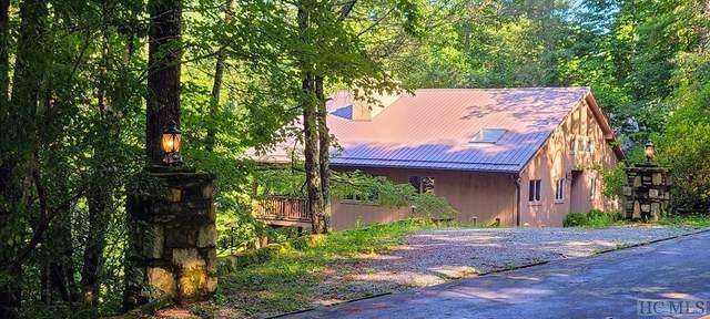 68 Red Cedar Court, Sapphire, NC 28774 (MLS #94229) :: Pat Allen Realty Group