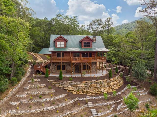 412 Butterfly Cove, Franklin, NC 28734 (MLS #94232) :: Pat Allen Realty Group