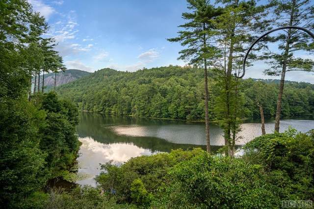 410 Jersey Trail #1, Sapphire, NC 28774 (MLS #94240) :: Pat Allen Realty Group