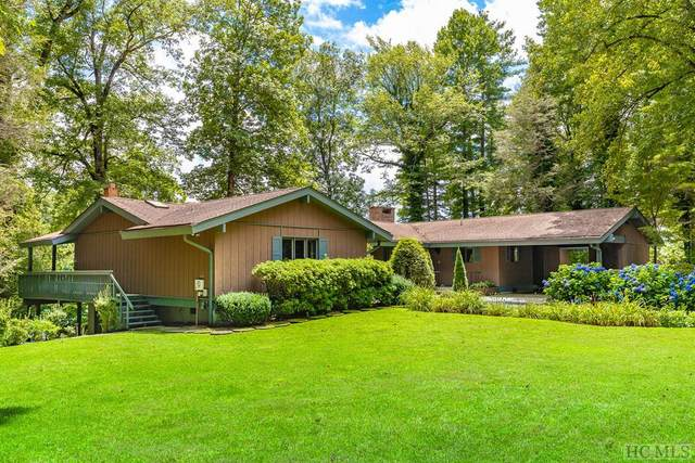 307 Island Point Road, Lake Toxaway, NC 28747 (MLS #94242) :: Pat Allen Realty Group