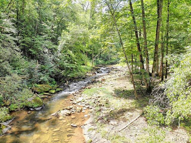 4 Waterdance Drive, Cullowhee, NC 28723 (MLS #94244) :: Pat Allen Realty Group
