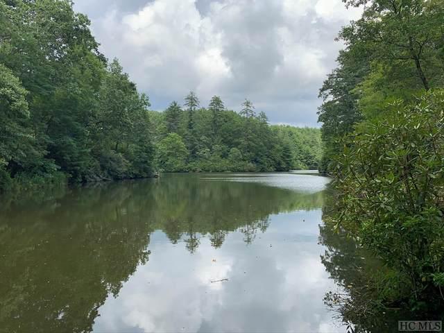 Lot 3 Hiwassee Road, Lake Toxaway, NC 28747 (MLS #94263) :: Pat Allen Realty Group