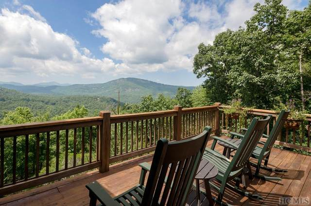 340 East Ridge Road, Cashiers, NC 28717 (MLS #94270) :: Pat Allen Realty Group