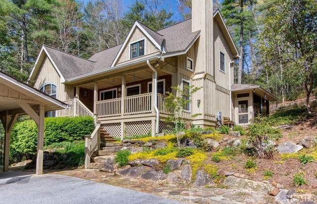 216 Whisper Lake Drive, Sapphire, NC 28774 (MLS #94289) :: Berkshire Hathaway HomeServices Meadows Mountain Realty
