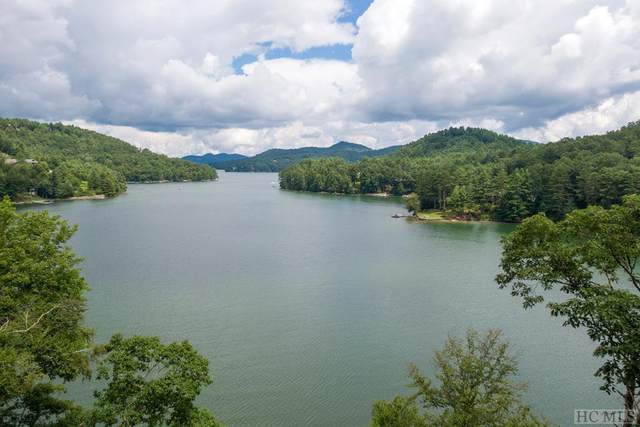 Lot 6 Lake Breeze Drive, Cullowhee, NC 28723 (MLS #94294) :: Berkshire Hathaway HomeServices Meadows Mountain Realty