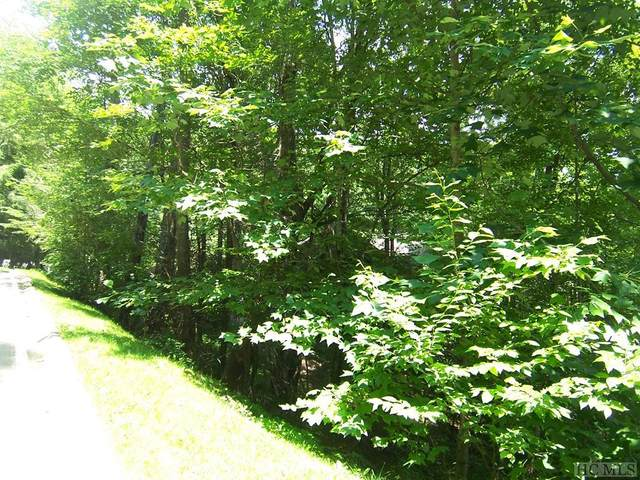 Lot 285A Crescent Trail, Highlands, NC 28741 (MLS #94330) :: Berkshire Hathaway HomeServices Meadows Mountain Realty