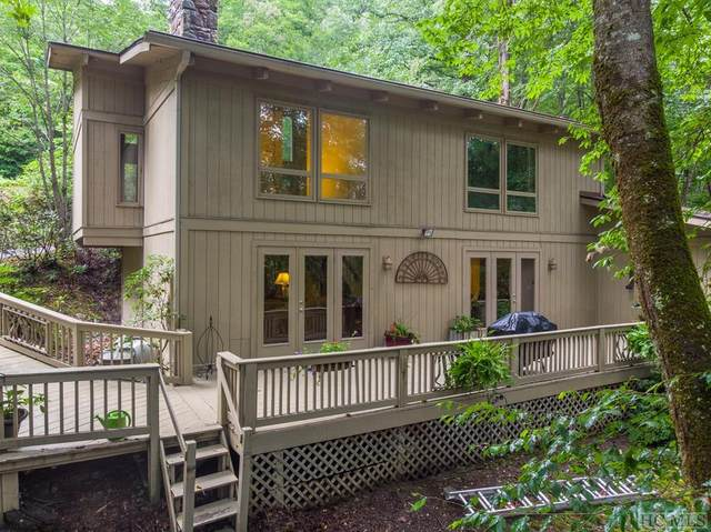 2188 W Christy Trail, Sapphire, NC 28774 (MLS #94390) :: Pat Allen Realty Group
