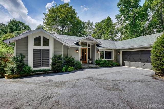 1580 Upper Divide Road, Highlands, NC 28741 (MLS #94429) :: Berkshire Hathaway HomeServices Meadows Mountain Realty