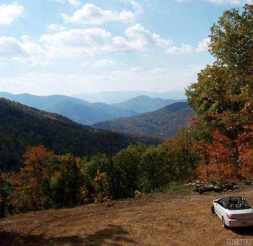 TBD Buck Top Road, Franklin, NC 28734 (MLS #94438) :: Berkshire Hathaway HomeServices Meadows Mountain Realty